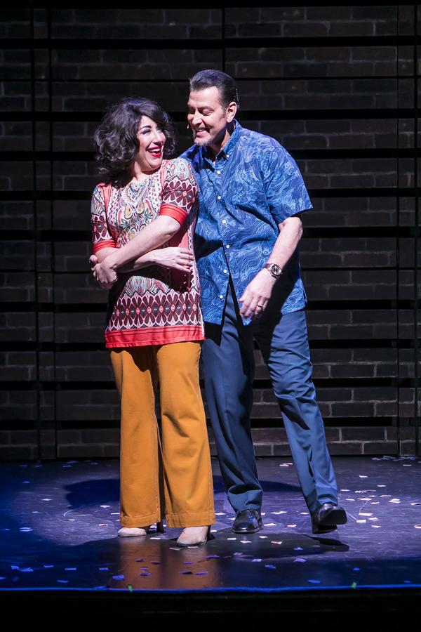 Shadia Fairuz and Domingo Quinones Photo