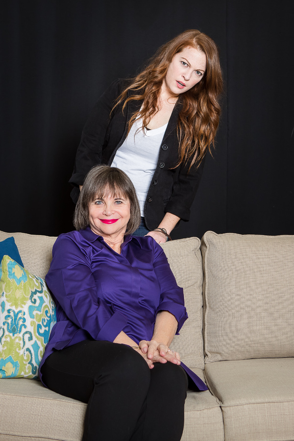 Cindy Williams and Dani Cochrane