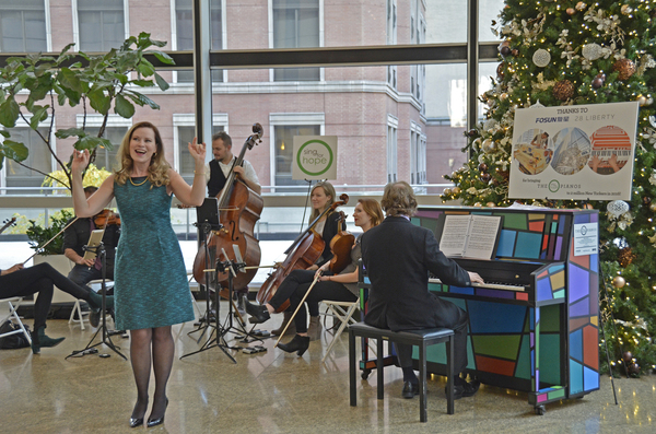 Photo Flash: Sing for Hope Shares HOLIDAY HARMONIES
