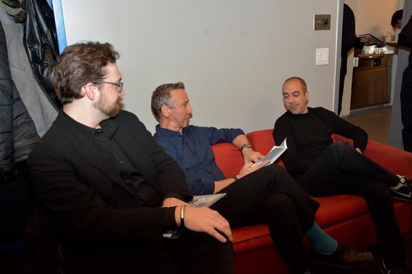 Daniel Schwait, Jay Russell and Even Zes