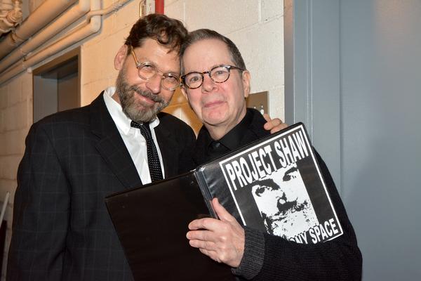 David Staller and Peter Bartlett