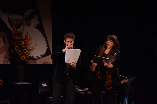 Photo Coverage: Christine Pedi, Seth Rudetsky & More Join Project Shaw for ANDROCLES AND THE LION