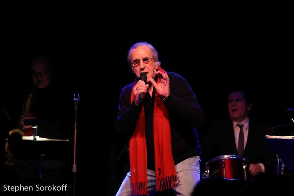 Photo Coverage: Inside the Danny Aiello Christmas Party at The Triad