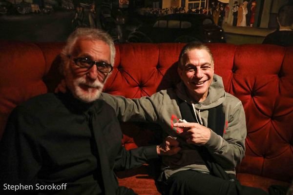 Rick Newman & Tony Danza Photo