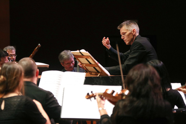 BWW Feature: Ars Lyrica Houston Rocks Bach with Four Soloists This New Year's Eve