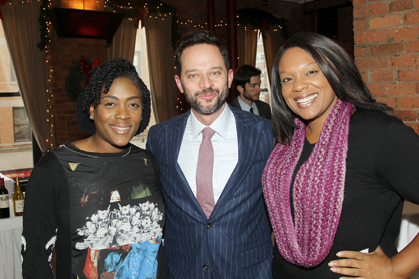 Photos: Cynthia Erivo, Nick Kroll & John Mulaney Host Special Holiday Screening of LOVING