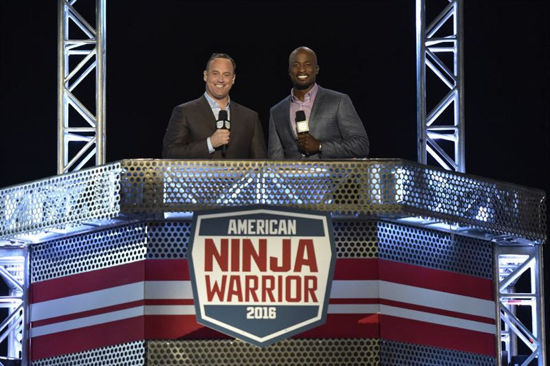 NBC's AMERICA NINJA WARRIOR Selects Host Cities for Upcoming Summer Season