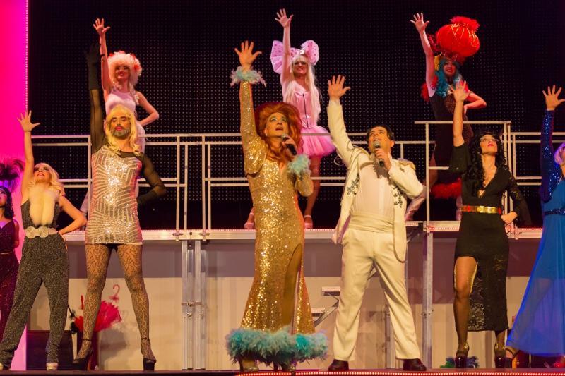 LA JAULA DE LOS GRILLOS llega al Teatro Amaya para celebrar el World Pride Madrid
