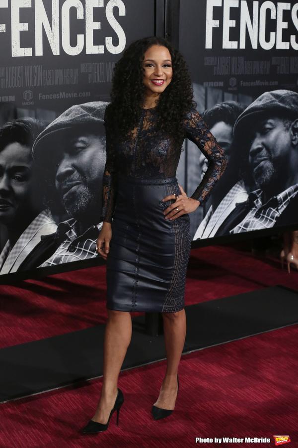 Photos: Denzel Washington & Viola Davis Walk the Red Carpet for FENCES NYC Premiere