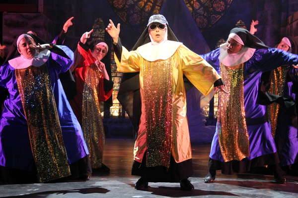 Photo Flash: New Shots from SISTER ACT at White Plains Performing Arts Center