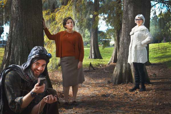 Photo Flash: Sneak Peek at the Cast of Orlando Shakespeare Theater's BLACKBERRY WINTER
