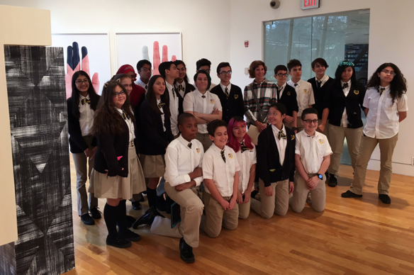 Students from Elizabeth Get 'Hands-On' Education at Visual Arts Center of New Jersey
