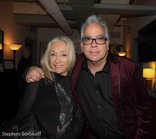 Eda Sorokoff & Richard Jay-Alexander