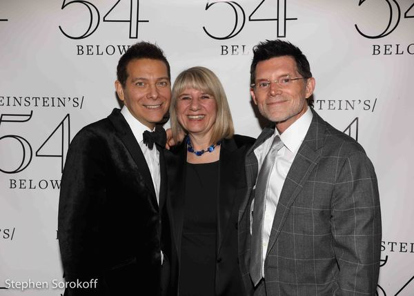 Michael Feinstein, Kate Clark, Terrence Flannery
