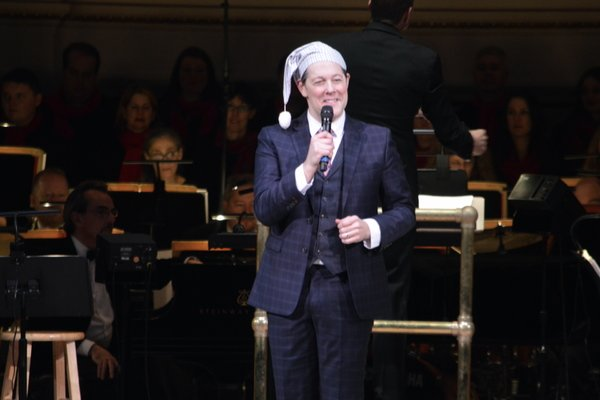 Broadway AM Report, 12/22/2016 - GMA Celebrates Andrew Lloyd Webber and More!