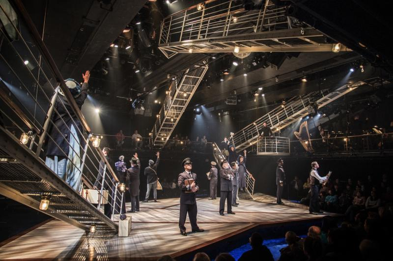 Regional Roundup: Top 10 Stories This Week Around the Broadway World - 12/23; TITANIC in DC, AMELIE in LA and More!