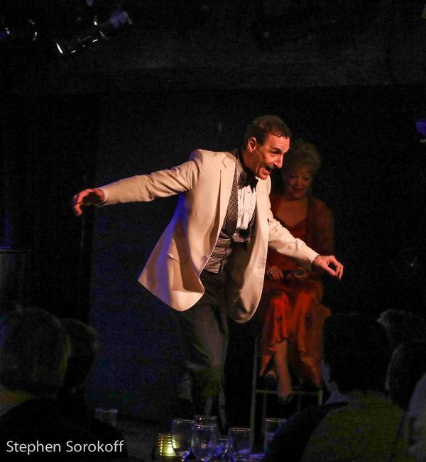 Photo Coverage: KT Sullivan & Mark Nadler Celebrate Alan Jay Lerner at The Laurie Beechman Theatre