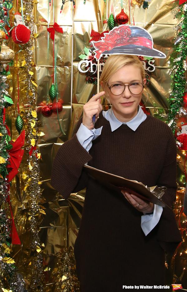 Photo Coverage: Lin-Manuel Miranda, Josh Groban, and Cate Blanchett ...
