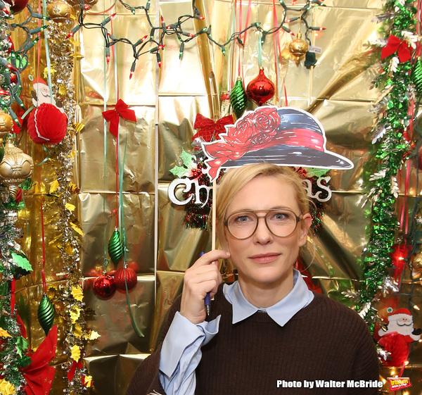 Coverage: Lin-Manuel Miranda, Josh Groban, and Cate Blanchett ...