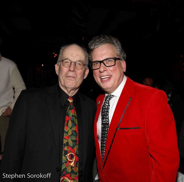Jay Leonhart & Billy Stritch Photo