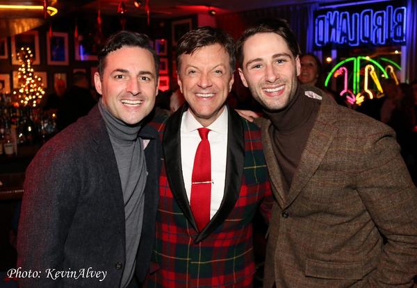 Max von Essen, Jim Caruso, Daniel Rowan