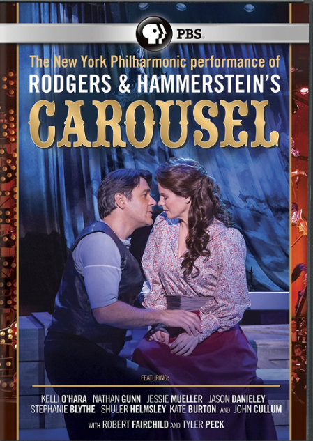LIVE FROM LINCOLN CENTER's CAROUSEL, Starring Kelli O'Hara, Out Today on DVD