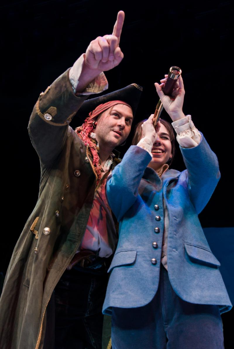 LONG JOHN SILVER Commandeers Nashville Children's Theatre Stage in 2017