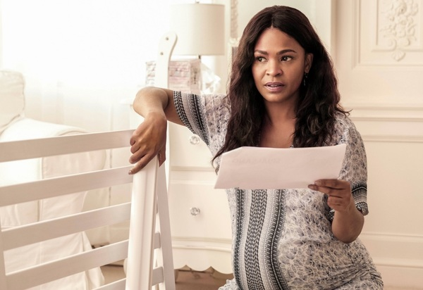 Nia Long stars in Beaches, premiering Saturday, January 21st, at 8pm ET/PT on Lifetime.  Photo by ©2016 A&E Television Networks, LLC