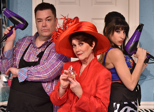 Photo Flash: First Look - Beef & Boards' 44th Season Opens Tonight with SHEAR MADNESS