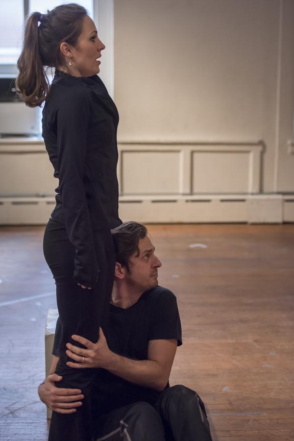 Laura Osnes & Quinn Mattfeld