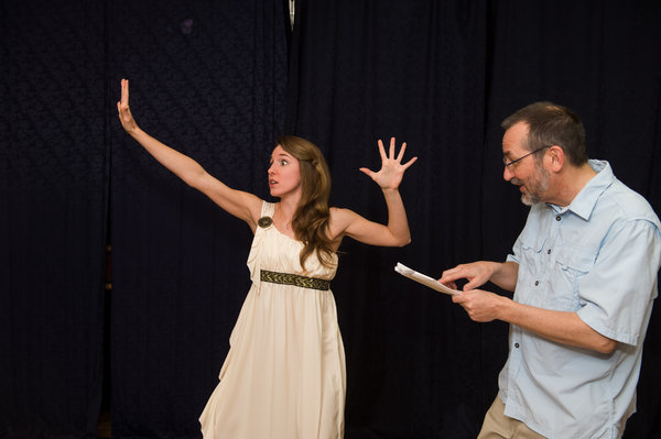 Photos: The Reston Community Players Presents Durang's Comedy VANYA AND SONIA AND MASHA AND SPIKE