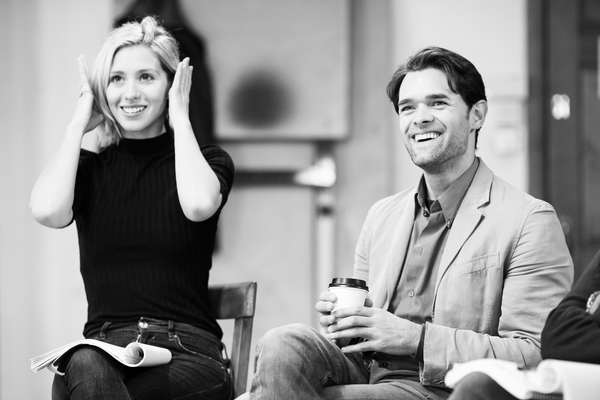 Photo Flash: First Look at DEATH TAKES A HOLIDAY