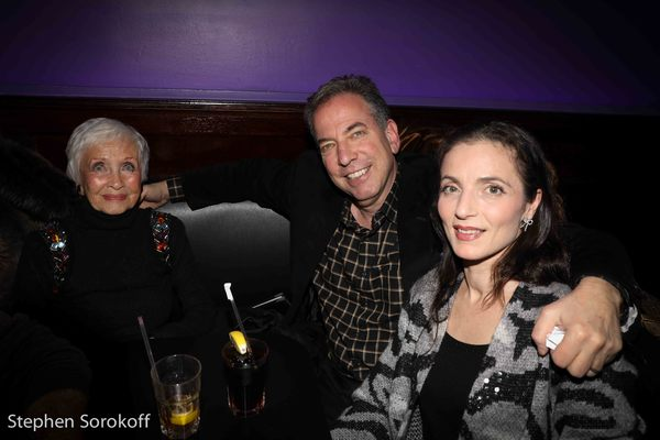 Jane Powell, Bernie Furshpan, Joanne Camileri Furshpan Photo