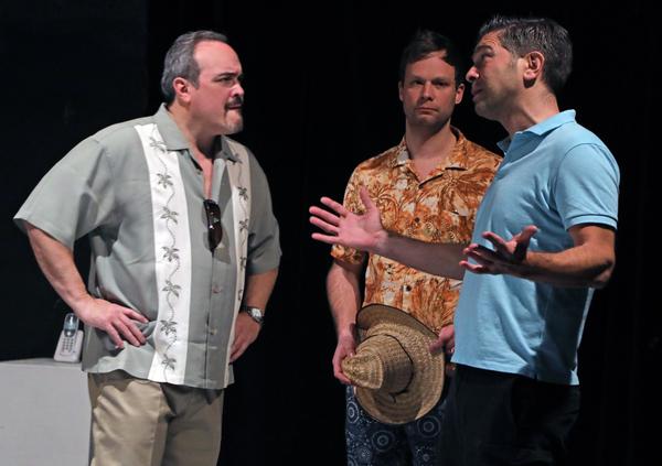 David Zayas, Jakob Von Eichel & Alex Emanuel