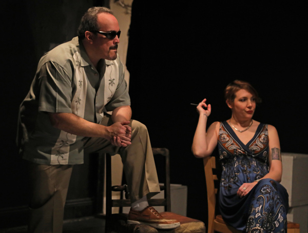 Photo Coverage: Primitive Grace Presents Premiere of FRINGE OF HUMANITY