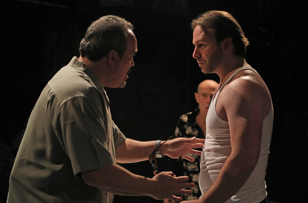 Photo Flash: Primitive Grace Presents Premiere of FRINGE OF HUMANITY Tonight