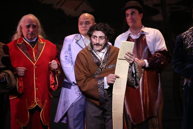 BWW Review: New York Gilbert & Sullivan Players Turn THE MIKADO Topsy-Turvey