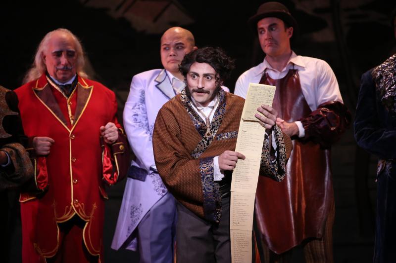 BWW Review: New York Gilbert & Sullivan Players Turn THE MIKADO Topsy-Turvey
