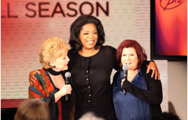 OWN to Honor Debbie Reynolds & Carrie Fisher with Re-Airing of 2011 'OPRAH' Appearance, 1/5