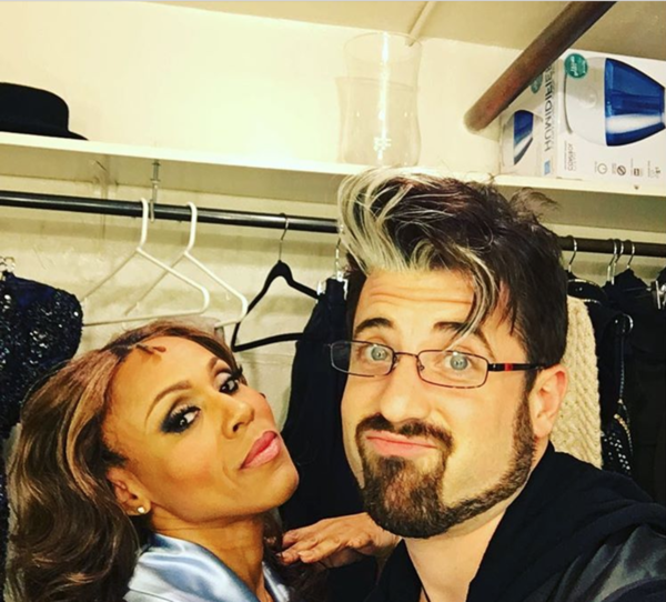 Photo Flash: SWEET CHARITY Turns Up Early, THE BODYGUARD Rocks the Bedhead Look, and More Saturday Intermission Pics!