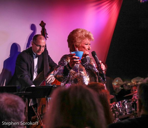 Photo Coverage: Marilyn Maye with Billy Stritch Start The New Year On A Great Note