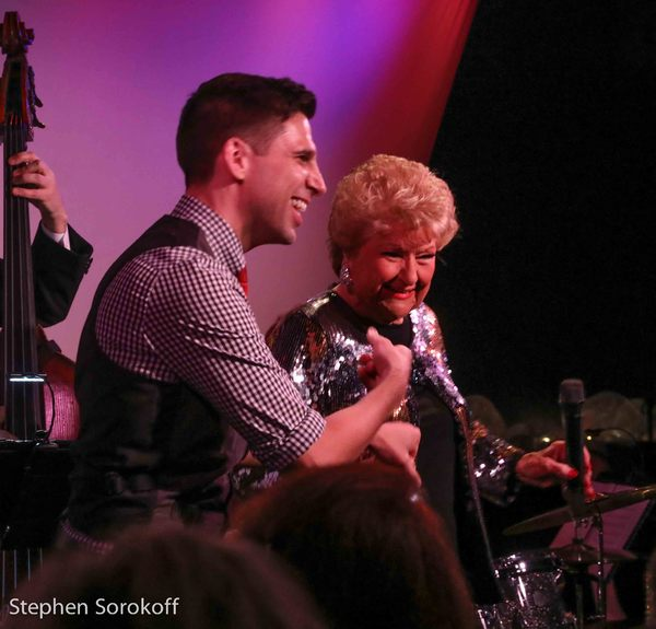 Josh Prince, Beautiful, Shrek & Marilyn Maye