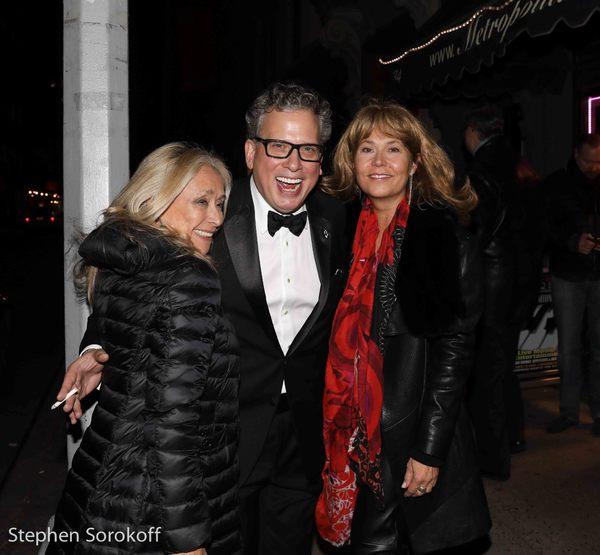 Eda Sorokoff, Billy Stritch, Elizabeth Aspenlieder