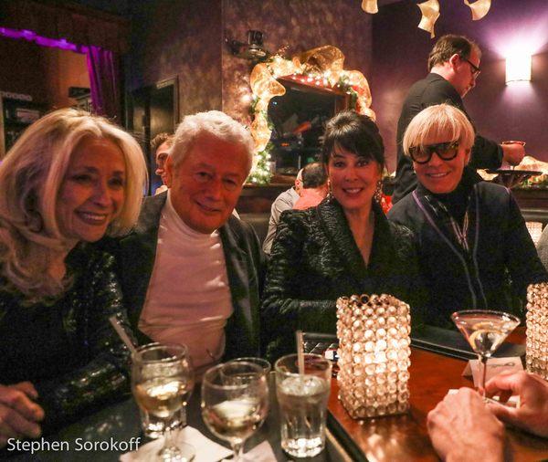 Eda Sorokoff, Stephen Sorokoff, Catherine Adler, Chuck Steffan