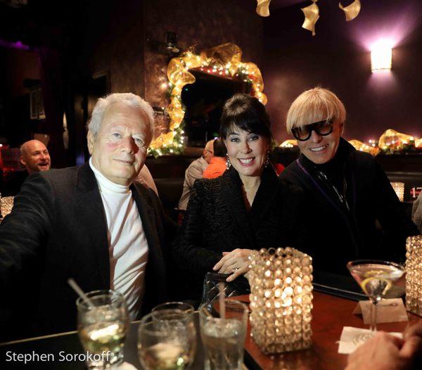 Stephen Sorokoff, Catherine Adler, Chuck Steffan