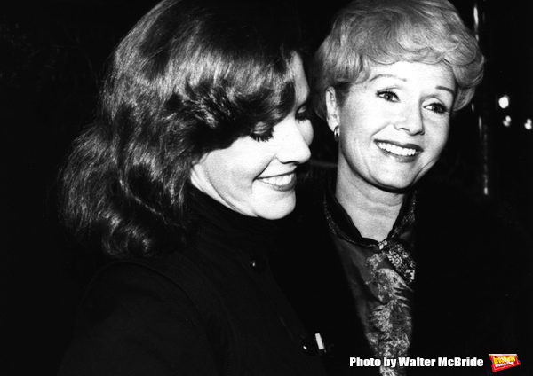 Carrie Fisher and Debbie Reynolds Photo