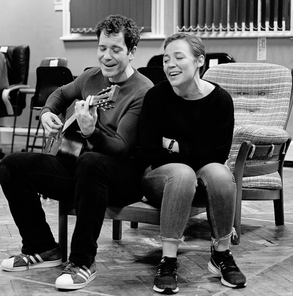 Photo Flash: Inside Rehearsals for PROMISES, PROMISES at Southwark Playhouse