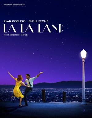 LA LA LAND Wins Golden Globe Award for Best Motion Picture, Comedy/Musical