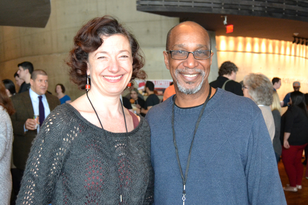Photo Flash: WATCH ON THE RHINE Meets the Press at Arena Stage - Marsha Mason and More!