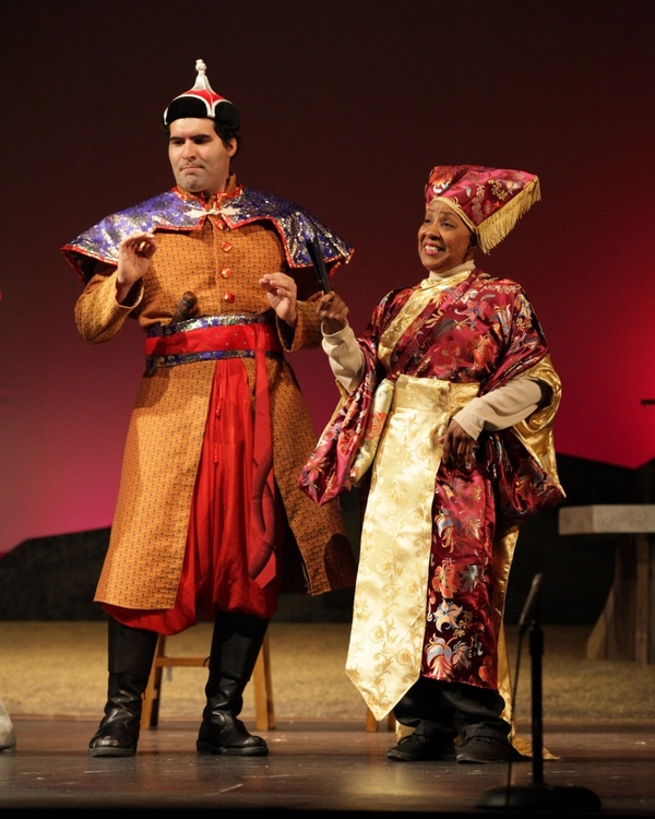 Photo Flash: Georgia Ensemble Theatre to Premiere Atlanta Playwright Topher Payne's New Comedy